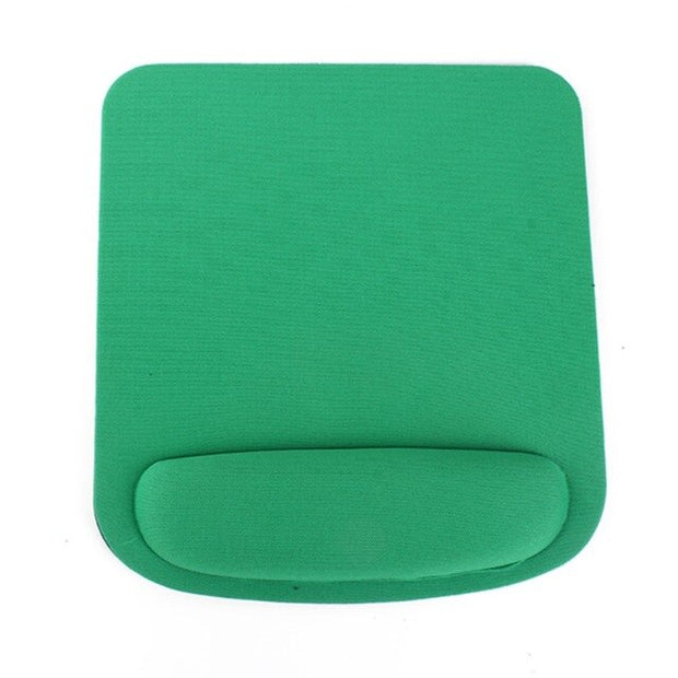 6 Colors Home Office Gaming Mouse Pad Large mouse pad thickened Cloth Square Wrist protection Full Wrist Mouse Pad