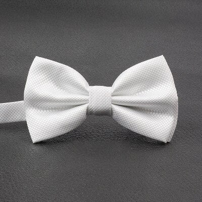 Men Bow Ties Fashion Butterfly Party Wedding Bow Tie for Boys Candy Solid Color Bowknot Men Ties Apparel Accessories Men Gifts