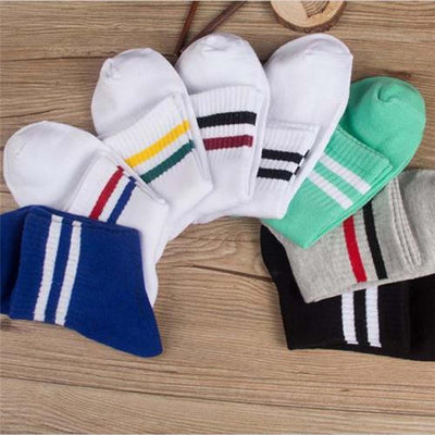 1 Pair High Quality Men's Cotton Socks Breathable Spring Summer Ankle Socks for Men Cotton Socks Man Mens