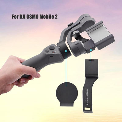 Mobile Phone Stabilizer Mount Buckle Saver Kits Stabilizer for Camera Phone Safety Lock for DJI OSMO Mobile 2 for Video Filming