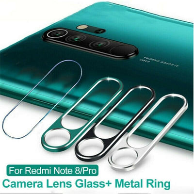 Mobile Phone Accessories Protector Lens Protective Film For Redmi Note 8 & 8 Pro & 8T Series Lens Lens Camera Protective Film