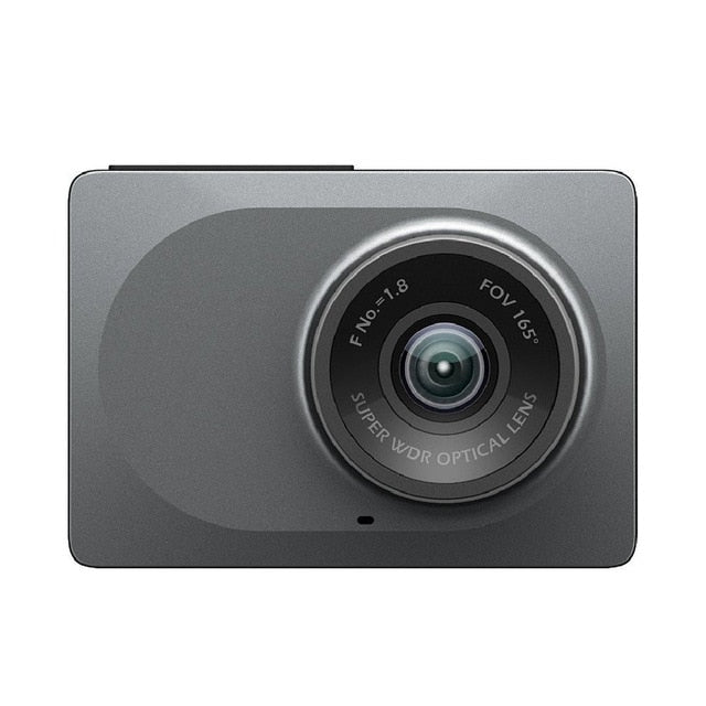 "YI Smart Dash Camera 1080P Video Recorder Car DVR WiFi Full HD Cam Night Vision 2.7"" 165 Degree Safe Reminder"