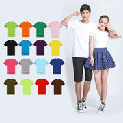 Men Cotton Elastic Basic Tshirt
