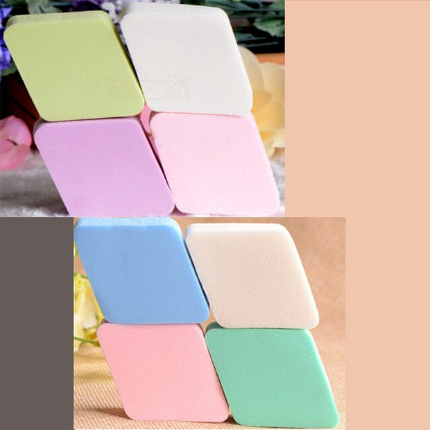4PCS Blender Sponge Cosmetic Soft Puff