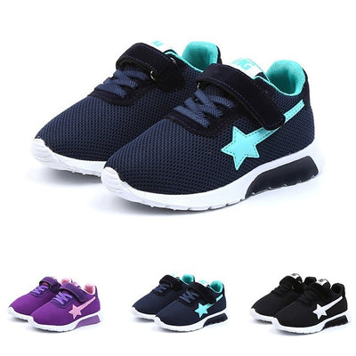 Mesh Breathable Sport Running Sneakers
