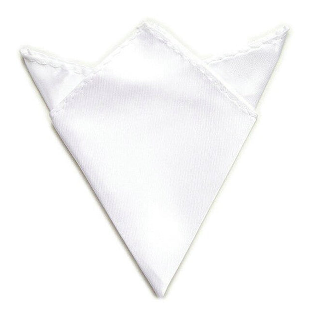 Satin Solid Handkerchief