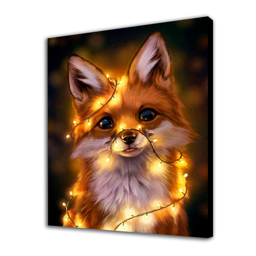 Fox In The Lights