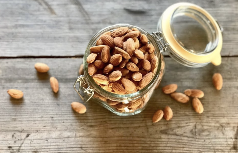 In Case You Need Another Excuse To Eat Almonds