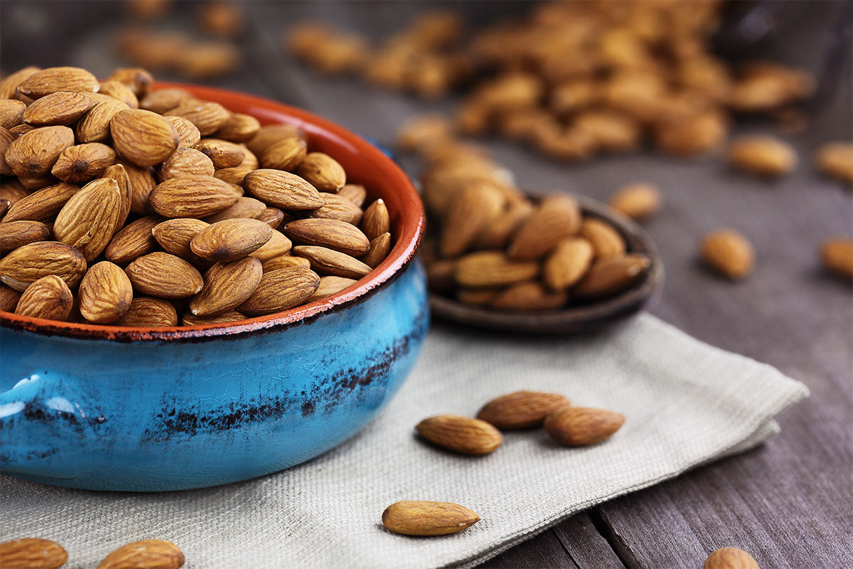 The Health Benefits of Sprouted Almonds