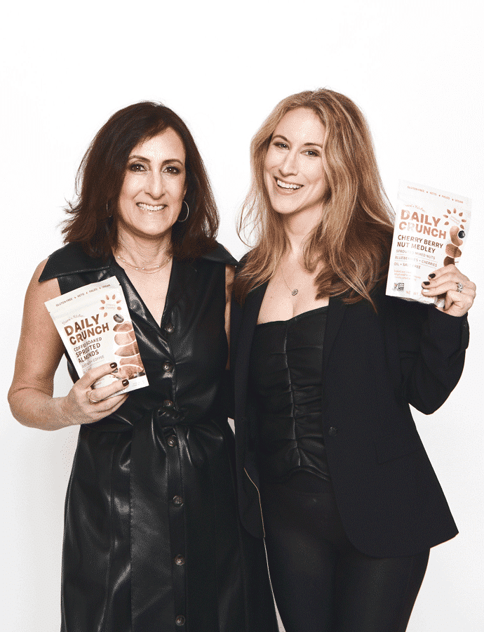 Daily Crunch Snacks Founder Interview: Laurel + Diane Orley