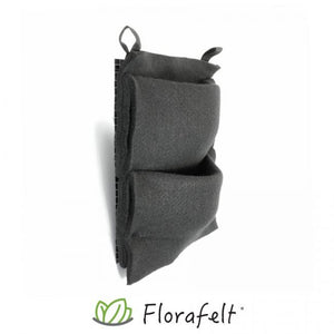 Florafelt 2- Pocket Panel Living Wall System