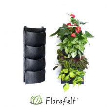 Load image into Gallery viewer, Florafelt 4-Pocket Panel Living Wall System