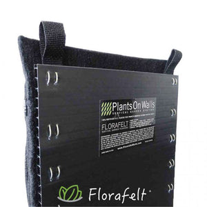 Florafelt 4-Pocket Panel Living Wall System