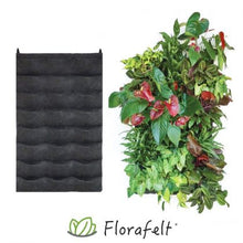 Load image into Gallery viewer, Florafelt 24-Pocket Panel Living Wall System