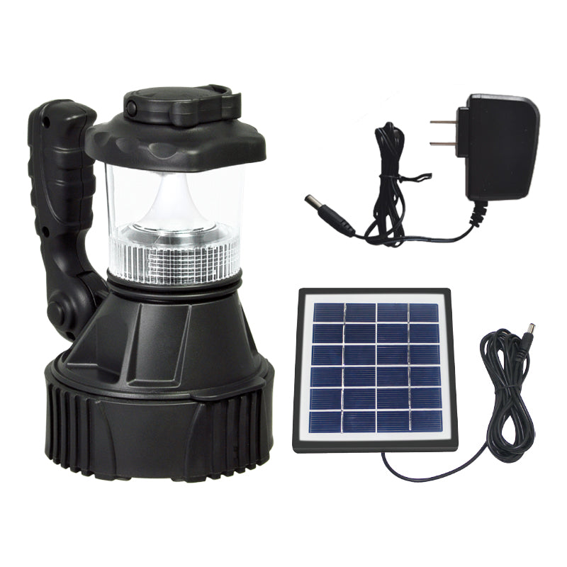 JRD SOLAR Rechargeable 5 Watt LED Spotlight-Camping Lantern