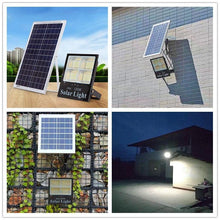 Load image into Gallery viewer, LED Solar Flood Light