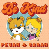 Pevan and Sarah be kind CD