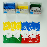 Education Pack: Stencils, Grippies & Dice.  Its all here!!