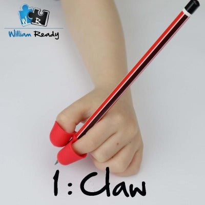 Claw pencil grip