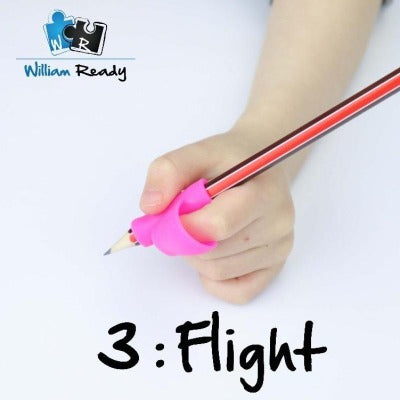 Flight pencil grip