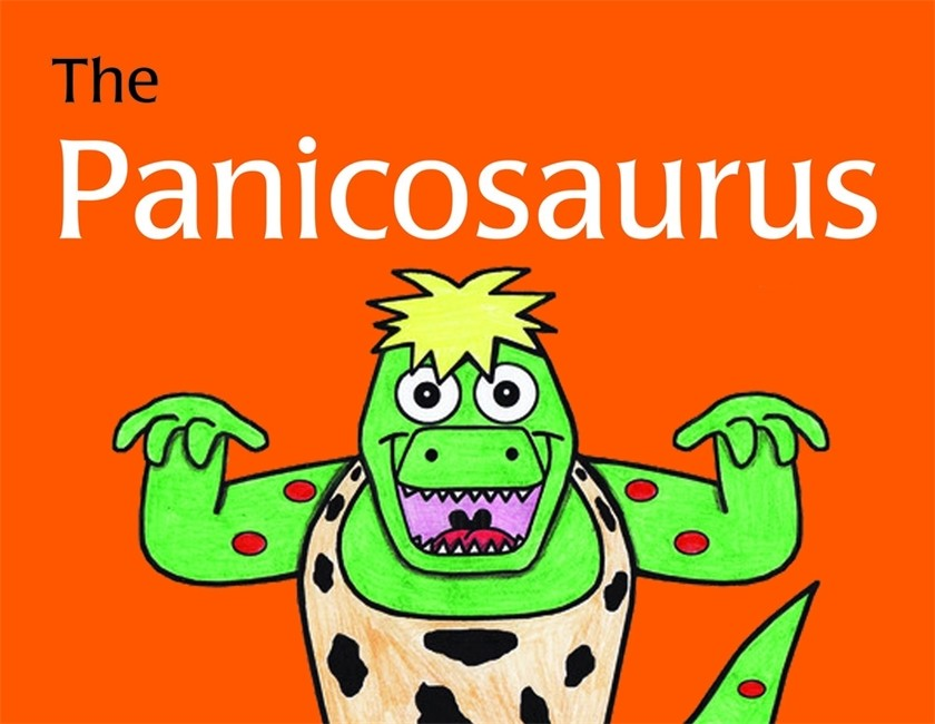 Panicosaurus: Managing Anxiety in Children Including Those with Aspergers