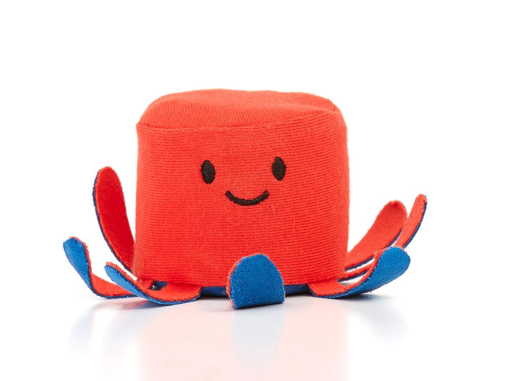 Hand Strength Sensory Calming Squeezy - Single Piece Rubber Wont Explode!