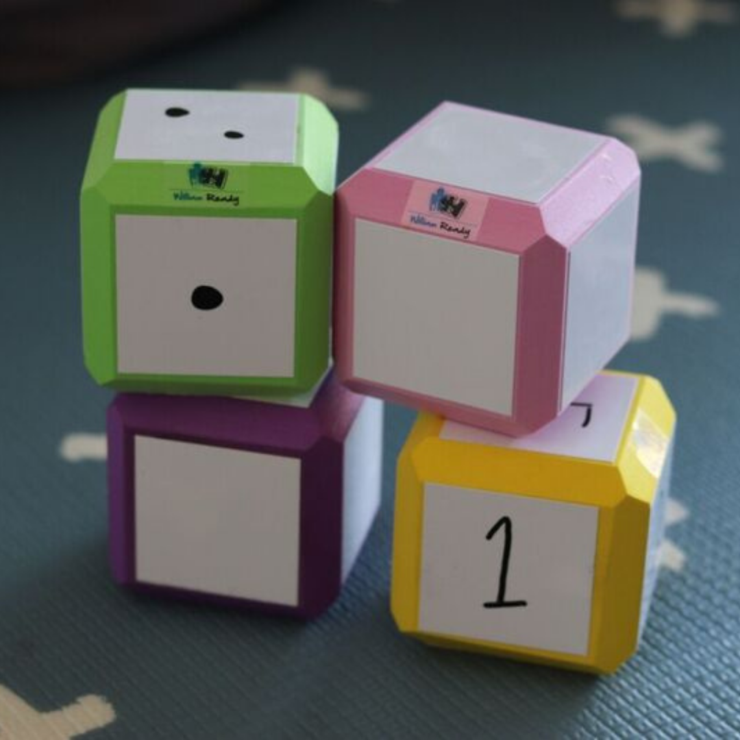 Write n Play Dice