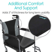 Load image into Gallery viewer, Wheelchair Cushion (All Sizes)