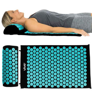 Massage Mat Standard Sized Teal