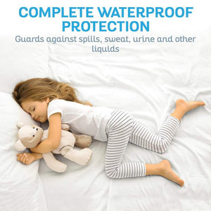 Waterproof Mattress Protectors (All Sizes)