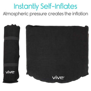 Self-Inflating Cushion