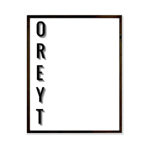 oreyt poster print sheffield art