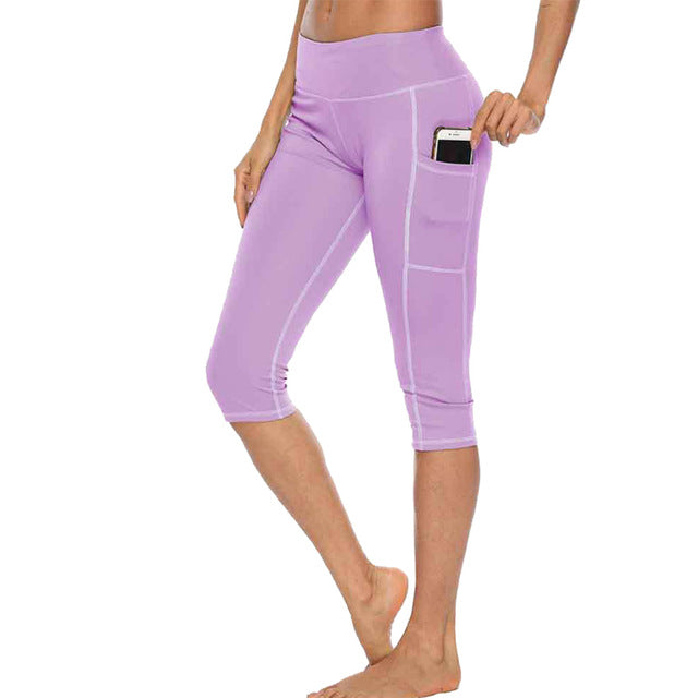 WRUN POCKET CAPRI