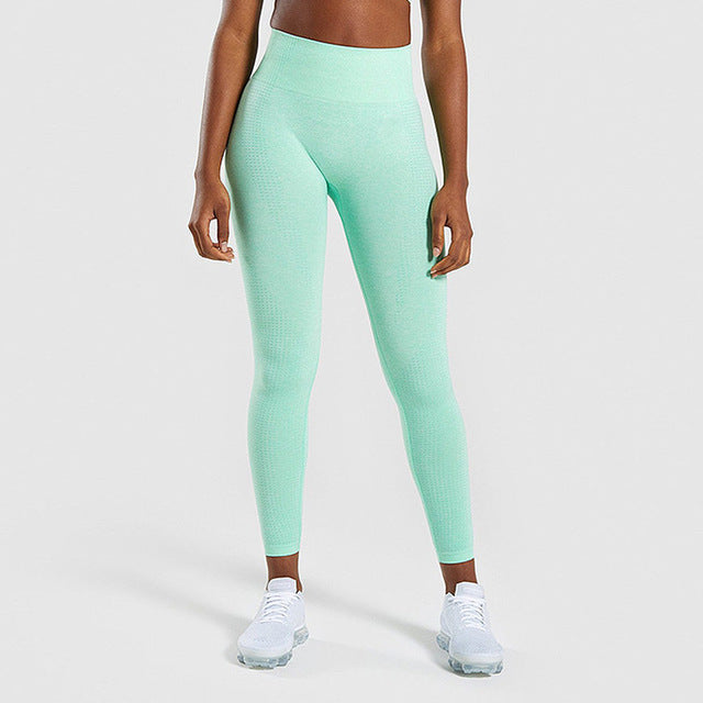 WRUN SEAMLESS HIGH WAIST LEGGINGS