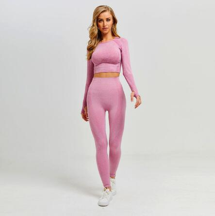 WRUN LONG SLEEVE SEAMLESS SET