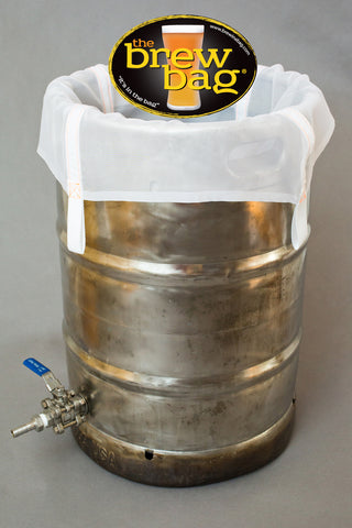 The Brew Bag® for Keggles - Standard 200 Micron