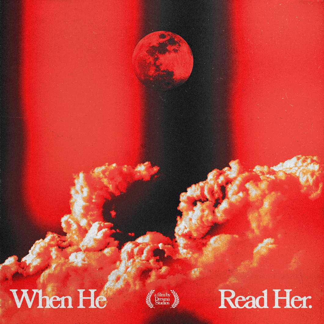 When He Read Her