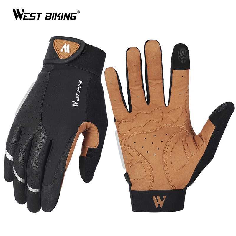 Bicycle Gloves Half Finger Non-slip Gloves