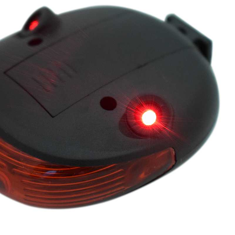 MTB Road Rear Taillight Lamp - Cycling Night Riding