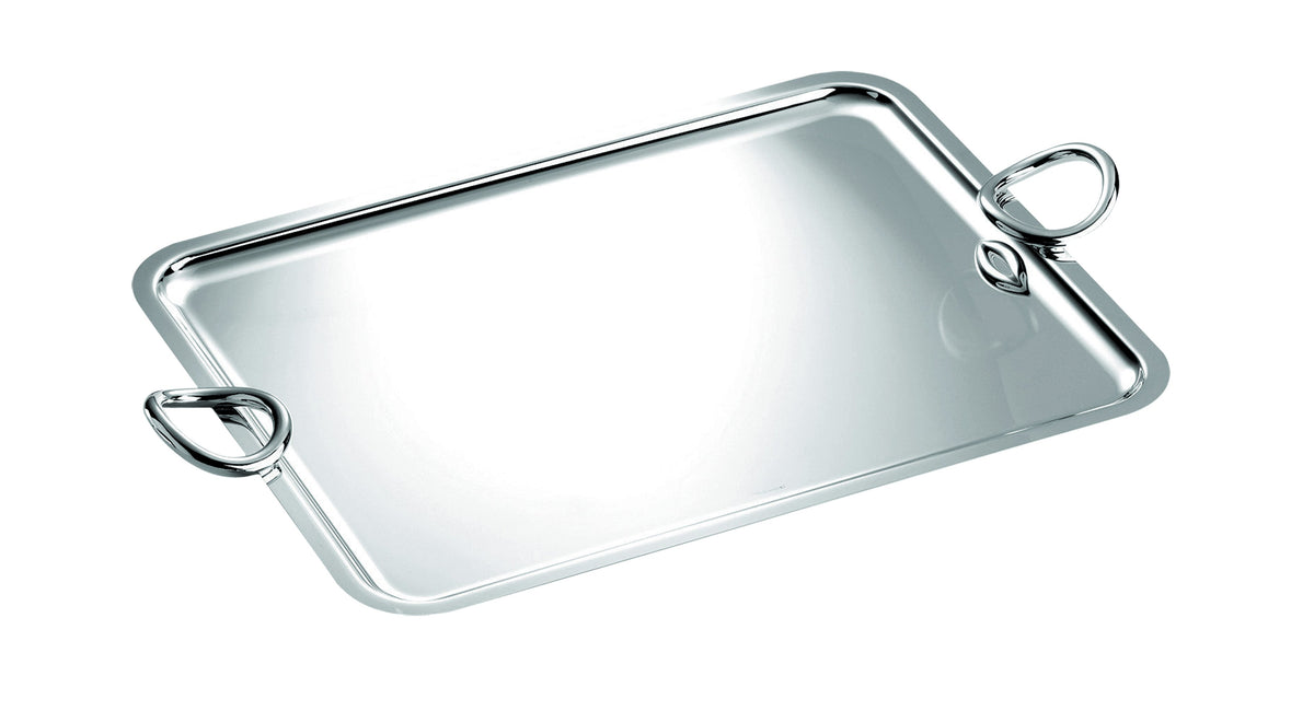 Vertigo Tray with Handles, Large