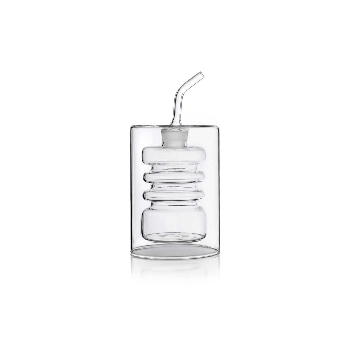 Rings Small Oil and Vinegar Cruet