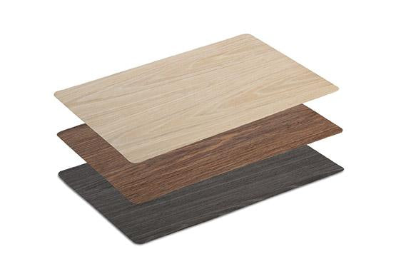 Wood Place Mat - Sand