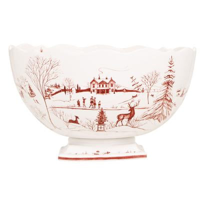 Country Estate Centerpiece Bowl