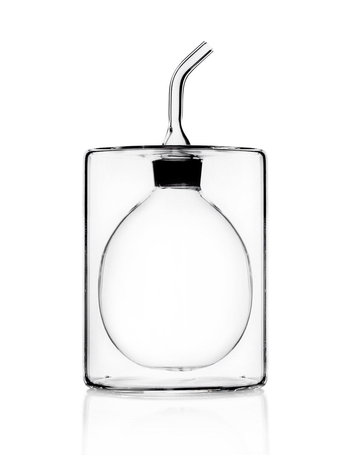 Cilindro Double Walled Medium Olive Oil Cruet