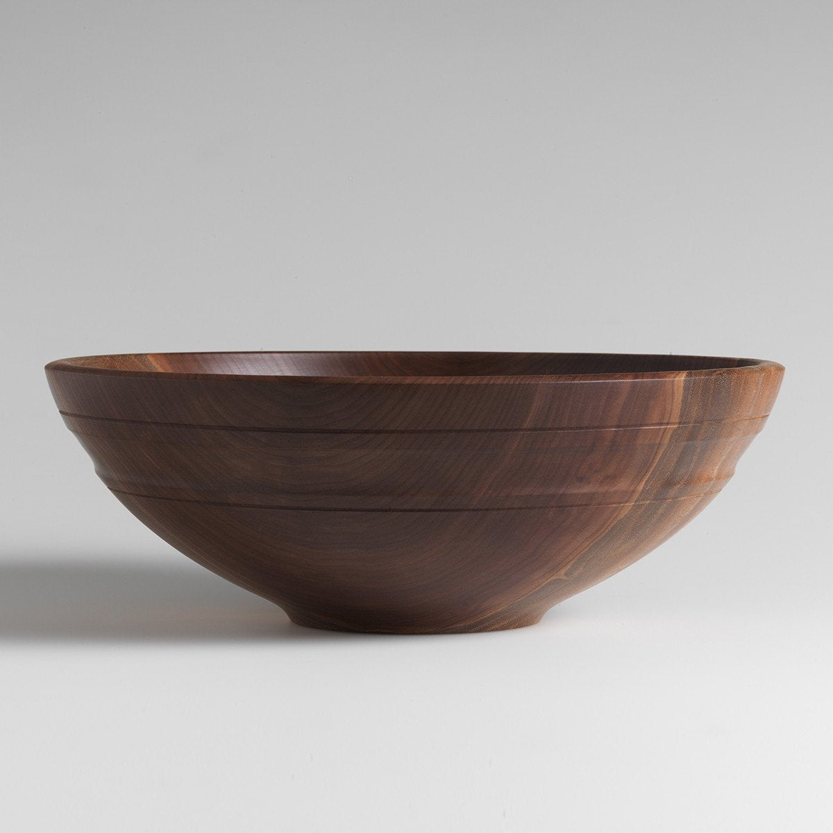 Willoughby Bowl in Black Walnut