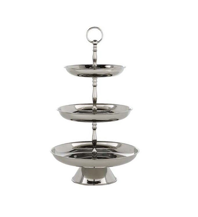 Oriole Three Tiered Cake Stand