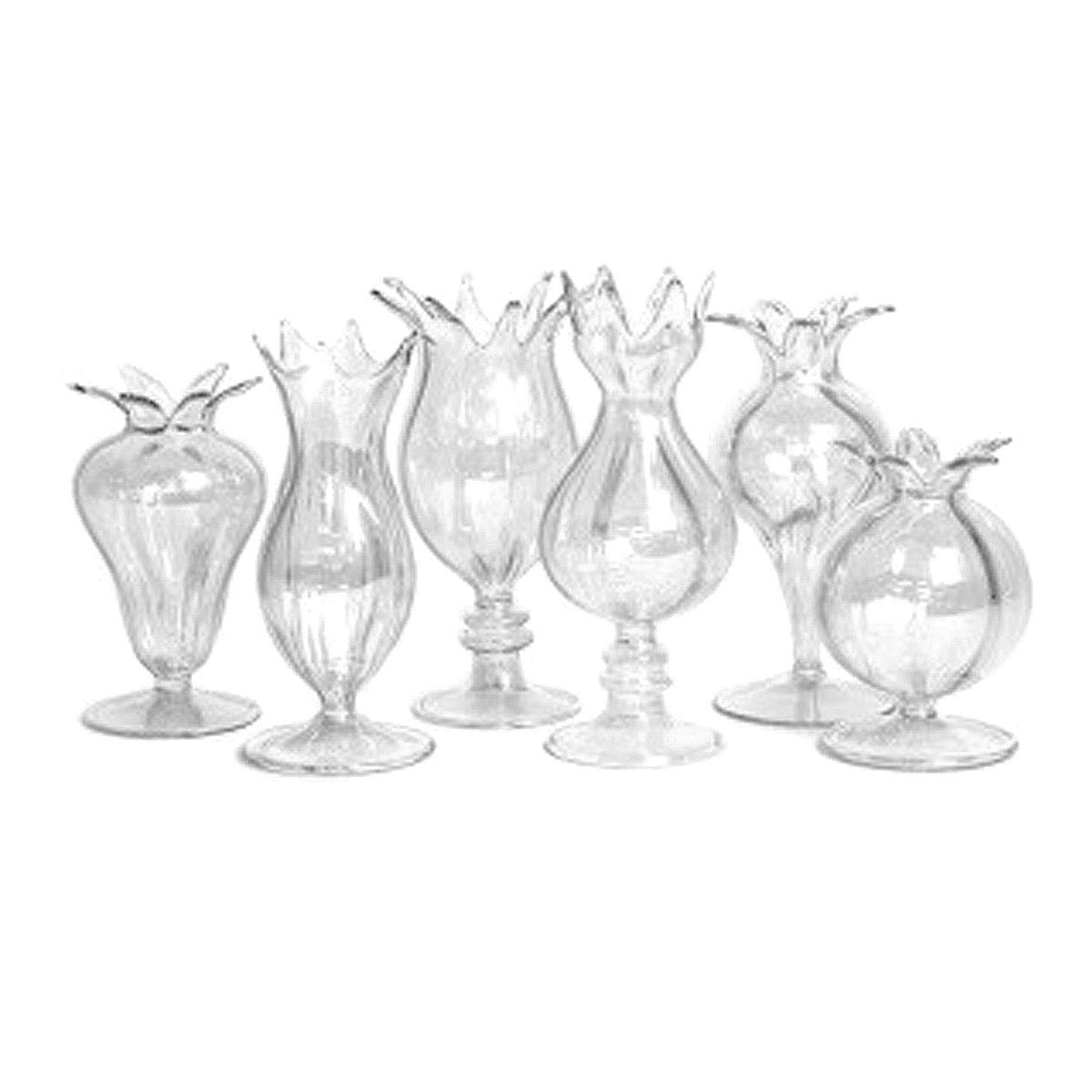 Small Vase (Capsule) set of 6