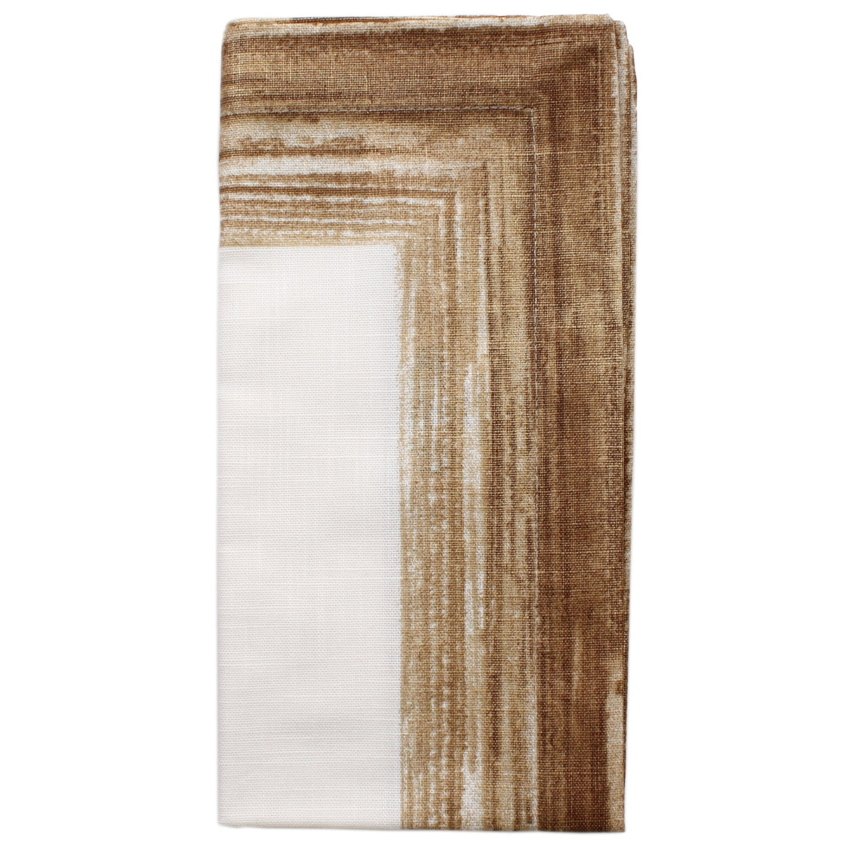 Cornice Gold Napkin Set of 4
