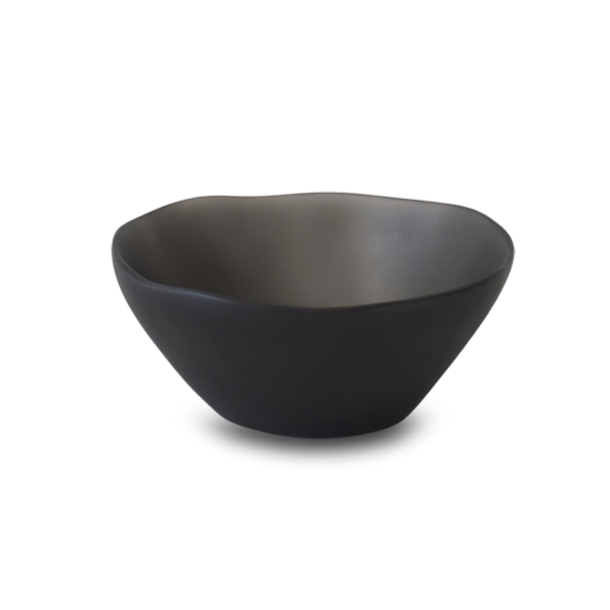 Medium Zoe Bowl Grey
