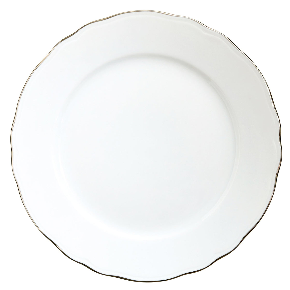 Colbert Platinum Charger Plate